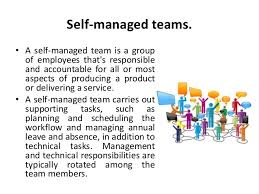 self managed teams last bing queries pictures for self managed teams