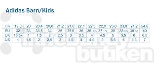 Adidas Size Chart Kids Shoes Adidas Court Stabil Jr 33 5