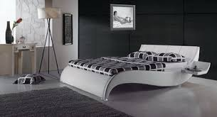 ultra modern bedrooms. Yorkshire Modern Leather Bed Frame With Built In Side Tables Ultra Bedroom Furniture Ideas Bedrooms