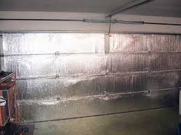 how to insulate garage doorHow to Install Garage Door TempShield Radiant Barrier Reflective