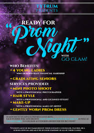 Event Flier Entry 4 By Karlafuertez For Design A Flyer Ready For Prom