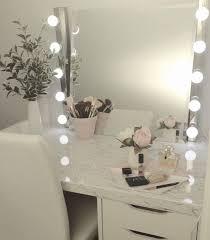 makeup nook desk more