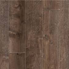 mullen home st claire oak 8 mm thick x 6 18 in wide x 50 79