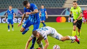 Champions League in Gefahr: AA Gent verliert Hinspiel gegen Kiew - GrenzEcho