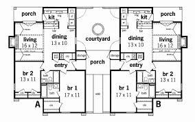 multi family homes plans elegant 23 beautiful modern family house floor plan of multi family homes