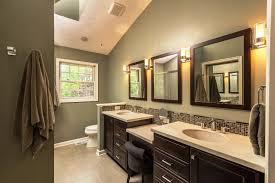 Colorful Ideas To Visually Enlarge Your Small BathroomSmall Bathroom Color Schemes