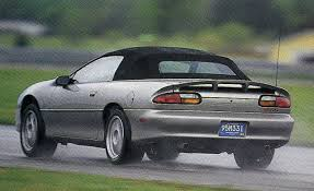 1999 Chevrolet Camaro Z28 SS related infomation,specifications ...