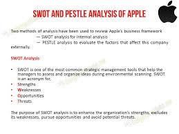apple swot and pestle analysis apple marketing case study report case study apple swot pestle pestel analysis