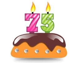 Geburtstagssprüche Zum 75 Glückwünsche Zum Geburtstag Die Ankommen