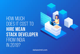How Much Does A Logo Design Cost In India How Much Does It Cost To Hire Mean Stack Developer From