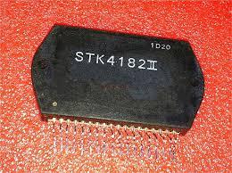 Best Offer #a533 - <b>1pcs</b>/<b>lot</b> STK4182II STK4182 HYB-18 | Markred.se