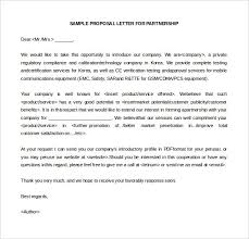 Sample Business Letter New 48 Business Letter Of Intent Templates Free Sample Example With