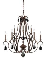 9 light chandelier discontinued