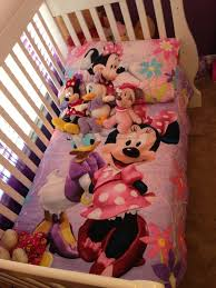 minnie mouse toddler bedding set design