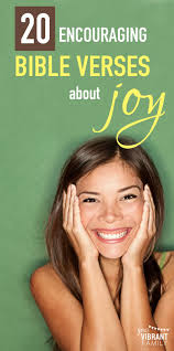 Want More Joy 20 Bible Verses About Joy And Happiness Vibrant