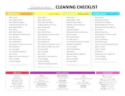 Household Schedule Template House Chore Schedule Template Household