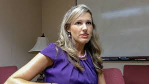 Democrat Heather Johnson backs out of school board chair race   Myrtle  Beach Sun News