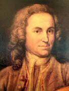 Erziehung durch den Bruder Johann Christoph Bach. Von ihm lernte Bach das Orgelspiel und das Komponieren. 1700 Lüneburg - junger-J-S-Bach