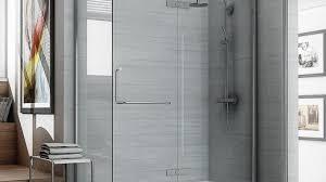 stylish shower glass panel with bathtub door at com