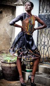 Top Fashion Designers In Kenya Mia Mara Creations 2017 Linear Perspective Collection Made