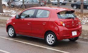 2014 Mitsubishi Mirage Es Redesign And Review