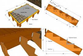 Heute wird die treppe gebaut. Holztreppe Im Garten Bauanleitung Beispiele Fur Gartentreppe Aus Holz