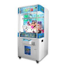 Toy Prize Vending Machine Adorable Barber Cut Machine Toy Crane Vending Game Machine