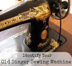 How To Identify A Singer Sewing Machine