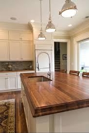 walnut countertops