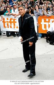 George Clooney at arrivals for Toronto International Film Festival THE MEN  WHO STARE AT GOATS..., Stock Photo, Picture And Rights Managed Image. Pic.  CEL-0911SPD-HU004 | agefotostock