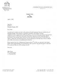 job offer rejection letter rejection letters job offer sample