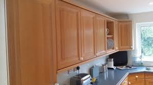 limed oak kitchen units: painting existing kitchen cupboards donington kitchen  painting existing kitchen cupboards