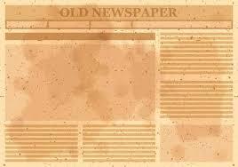 Newspaper Template Illustrator Old Blank Newspaper Template Allthingsproperty Info