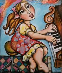 La pianiste Madeleine Ossikian Art Themes Pinterest 50.