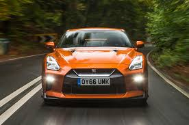 ... Nissan GT-R Front End