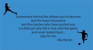 Girl Athlete Quotes Welkombijdeheeren