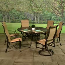 Holiday Special SONOMA Outdoors 4piece Coronado Stackable Sling Outdoor Sling Furniture