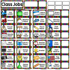 Mickey Mouse Job Chart 36 Up To Date Pictures For Classroom Helper Chart