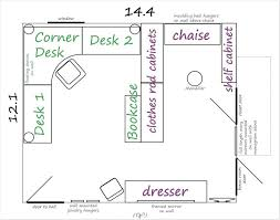 home office planner. Home Office Layout Planner