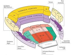 7 Meyerhoff Symphony Hall Seating Chart Jpg 618x469 Bso