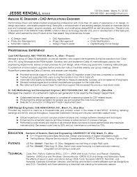 Engineer Resume Examples