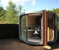 tiny backyard home office. creative modern small prefab home office design in backyard u2013 pod tiny