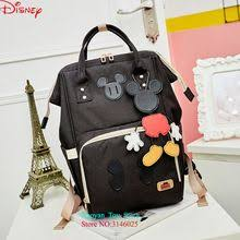 <b>Disney Mummy</b> Bag Large Capacity Double Shoulder Travel ...