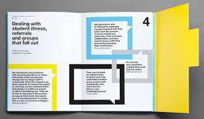 school brochure design ideas 20 best examples of brochure design projects for inspiration