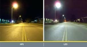 high pressure sodium lights vs led iron picture concept