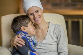 gift certificates woman with cancer smiling