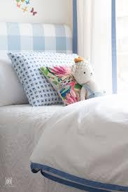 nursery decor boy big boy bed buffalo check upholstered headboard and nursery decor ideas