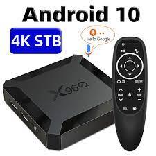 Electronics & Photo Hi-Fi & Home Audio Android 10.0 TV Box X96 Mini 2020  Upgraded Version X96Q 2GB RAM 16GB ROM Smart TV Box Allwinner H313 Quad  Core Support 4K 3D Set