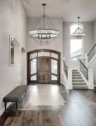 lighting ceiling light main entrance chandelier modern foyer ideas within hall table long narrow dark wood console entryway storage thin sofa pendant