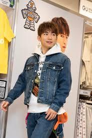 Exile Naotoがジーユー 渋谷店に登場コラボアイテムを求めるファンで
